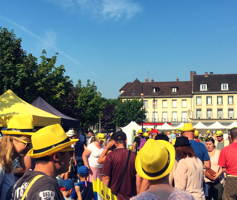 L'Eureuse traversée – 14 juillet 2018 – Vernon (Eure)