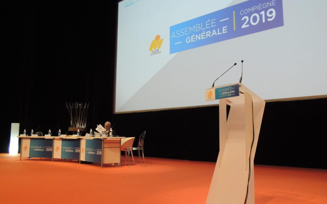 Congrès AGPB – 13 et 14 février 2019 – Compiègne (Oise)