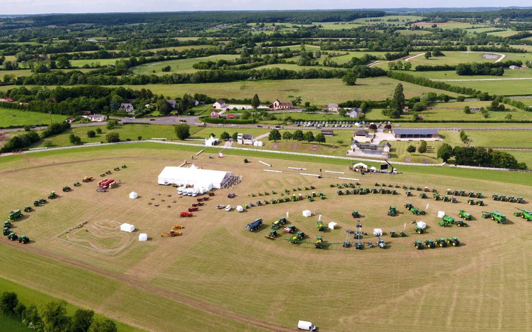Centenaire Lhermite Agri – 14 au 16 juin 2019 – Moulins-La-Marche (Orne)